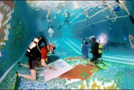 40-й чемпионат Украины по подводному фото в бассейне