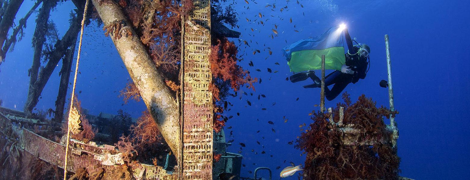 Підводне фотографування