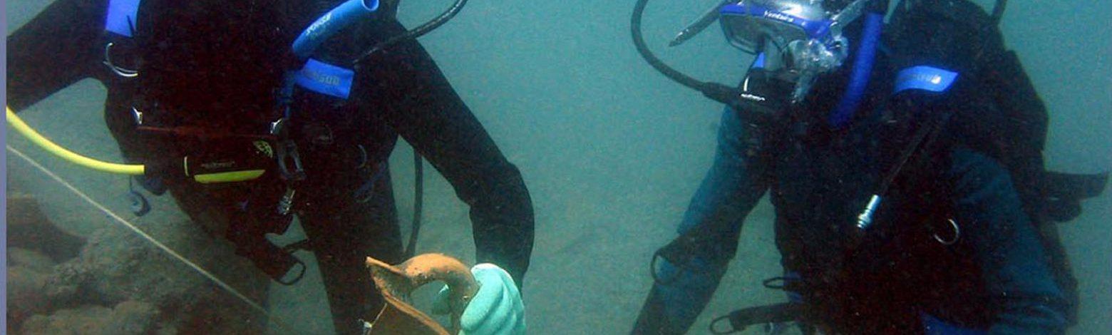 Підводна археологія